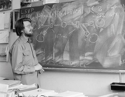 الفيزياء: نظرية تزال تُدَوِّي