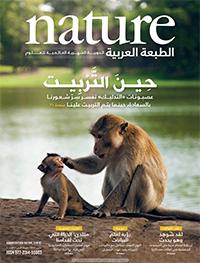الأعداد الكاملة من Nature الطبعة العربية 58c0e9fea0c274ea0f8b457d